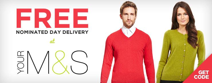M&S Free Delivery