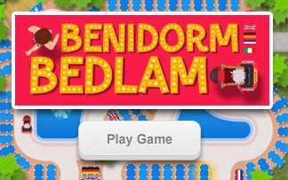 Benidorm Bedlam Game
