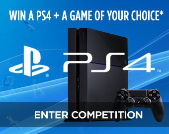 PlayStation 4 Competition