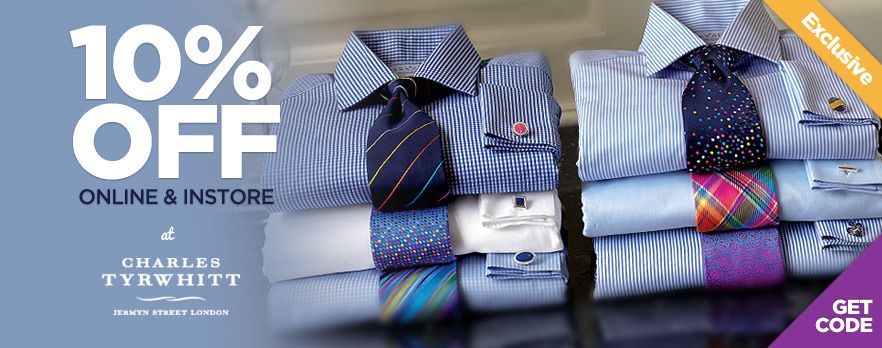 Charles Tyrwhitt