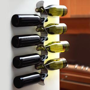 Black + Blum Flow Wine Rack