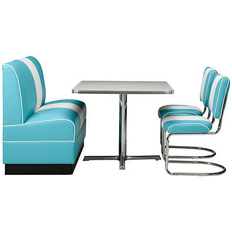 Funky dining chairs and stools for contemporary dining rooms - Retro dining room chairs ...