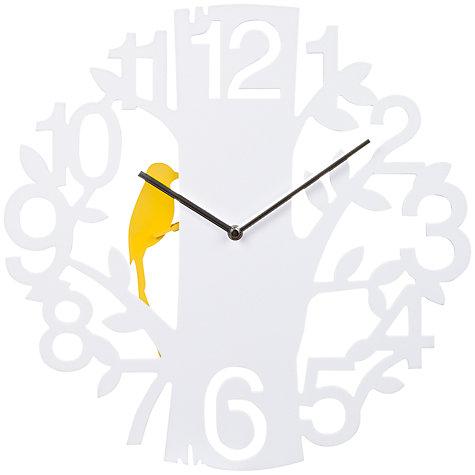 John Lewis Winston Woodpecker Wall Clock