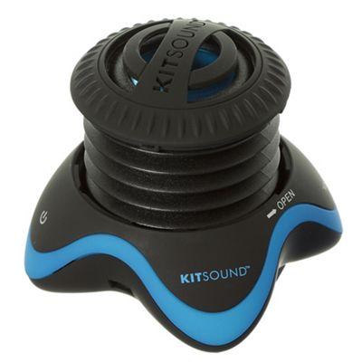KitSound KSINVADER portable speaker