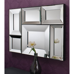 Modern and Unique Wall Mirror