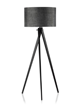 Funky floor lamps that are uber cool and contemporary for Modern tripod floor lamp marks and spencer