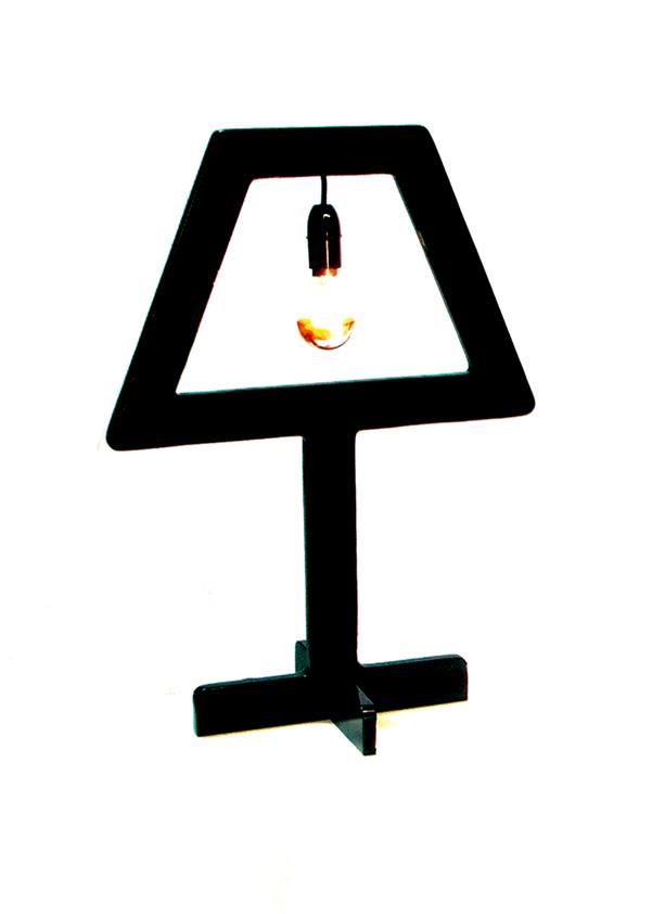 Symbol Light Table Lamp
