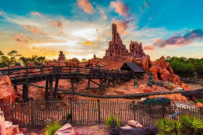 Disney World Attractions & Rides