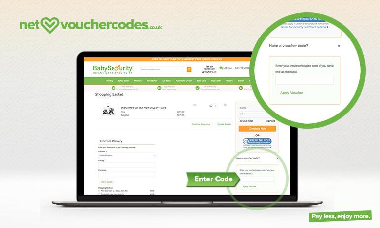 babysecurity where to enter code