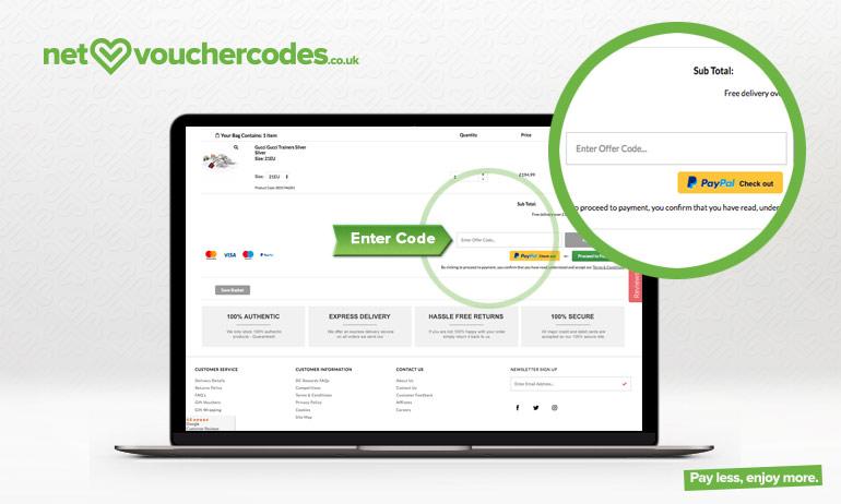 designerchildrenswear where to enter code