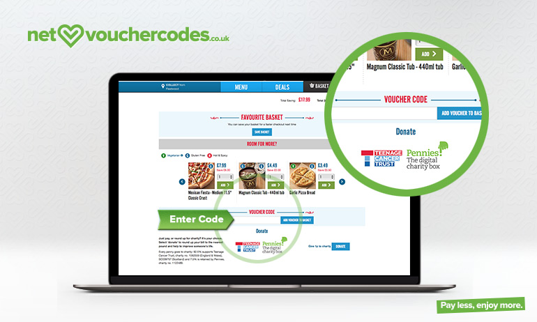 how to get dominos voucher code
