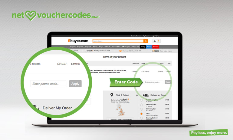 Ebuyer offers a wide range of products at incredibly low prices. These Ebuyer promo codes expire soon, so don't forget to bookmark this page now.