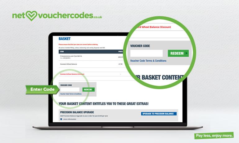 autocentres where to enter code