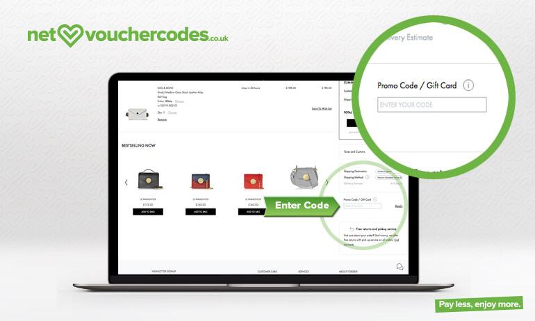forzieri where to enter code