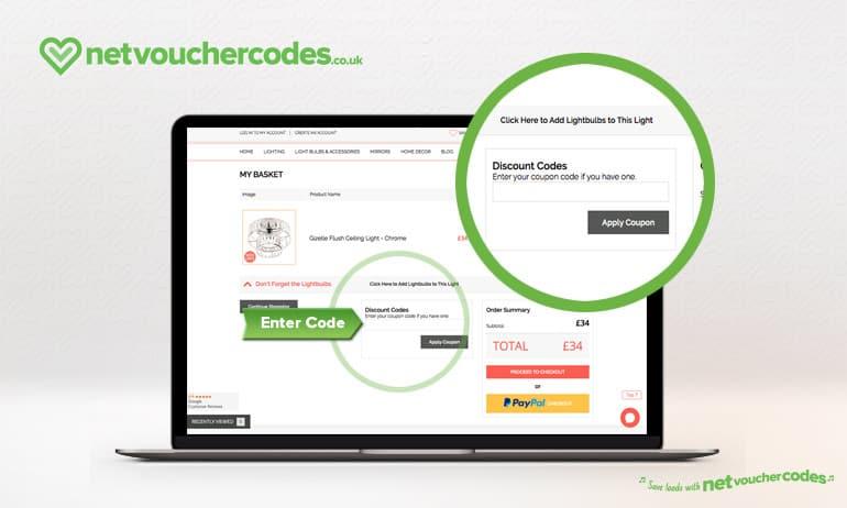 Where to enter your Litecraft Discount code