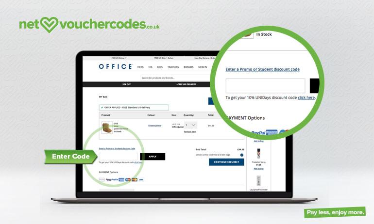 OFFICE SHOES Voucher Codes 2020 → 30% OFF | Net Voucher Codes