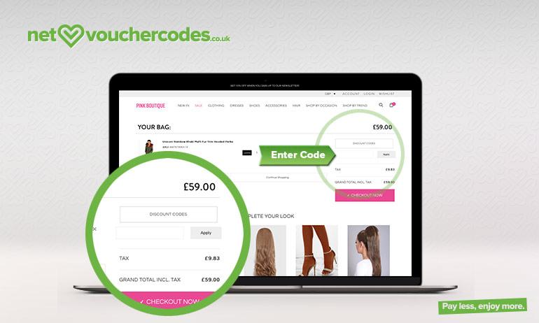 Boutique to you coupon code 2018