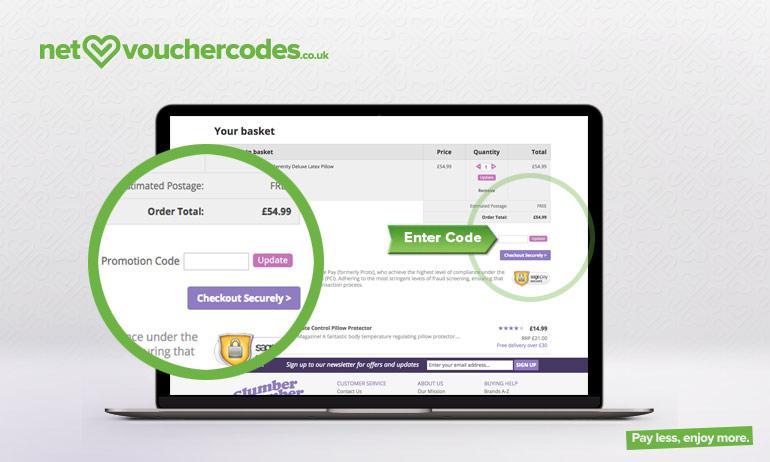 Where to enter your Slumber Slumber Discount code