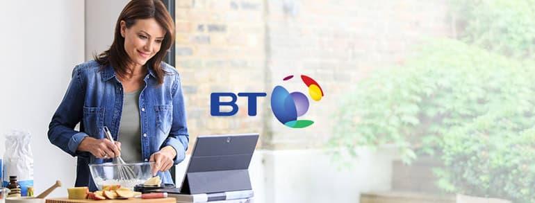 BT Broadband Voucher Codes 2018