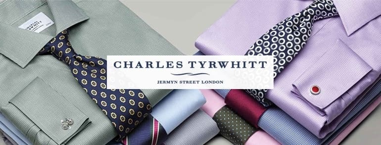 Charles Tyrwhitt Offer Codes 2019