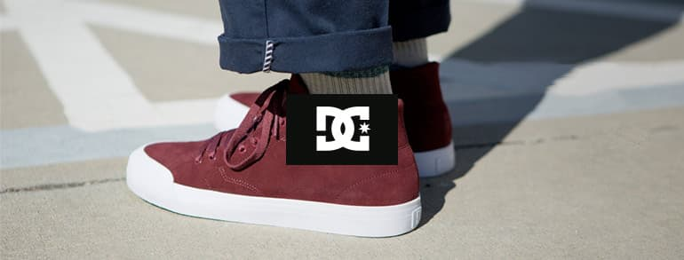 DC Shoes Promo Codes 2018