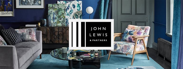 John Lewis & Partners Discount Codes 2020