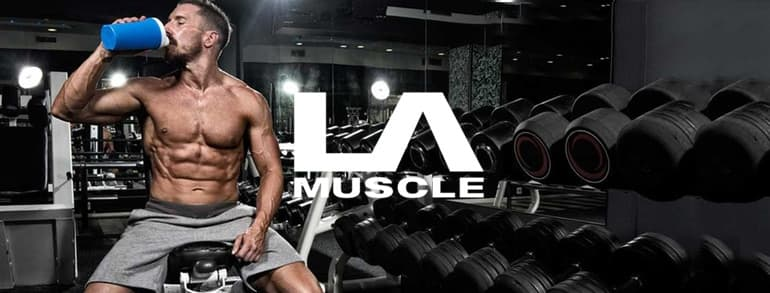 LA Muscle Voucher Codes 2018