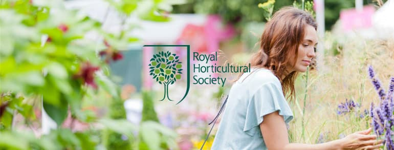 Royal Horticultural Society Voucher Codes 2020