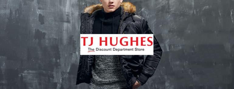 TJ Hughes Discount Codes 2018