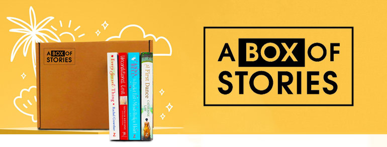 A Box of Stories Discount Codes 2021