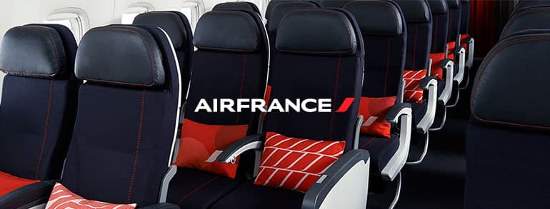 Air France Discount Codes 2019 / 2020