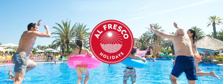 Al Fresco Holidays Discount Codes 2020 / 2021