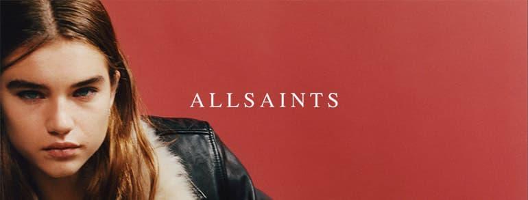AllSaints Promotional Codes 2020