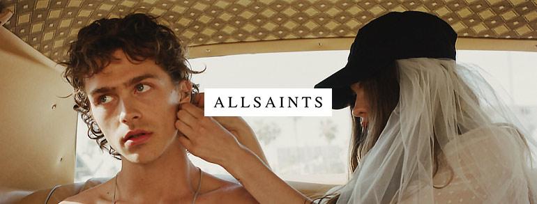 AllSaints Discount Codes 2021