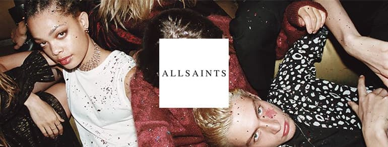 AllSaints Promotional Codes 2019