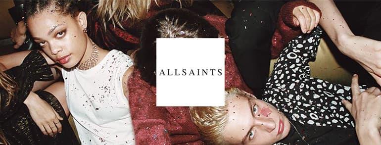 AllSaints Promotional Codes 2018