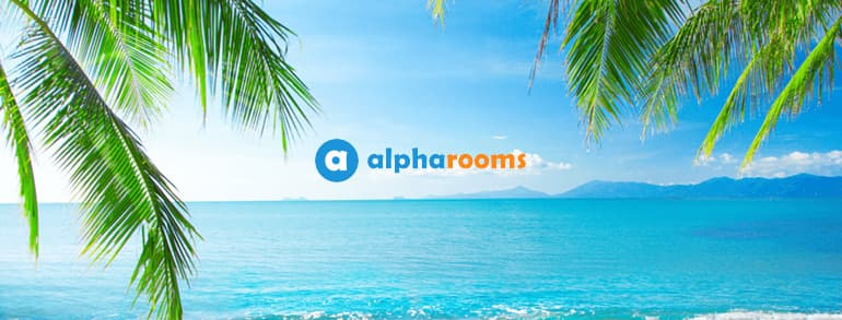 Alpharooms Voucher Codes 2019 / 2020