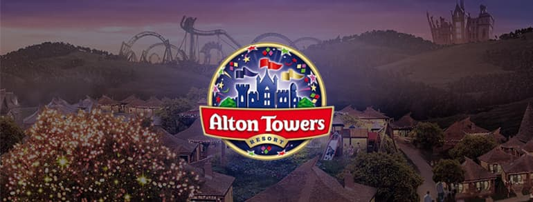 Alton Towers Promotional Codes 2020