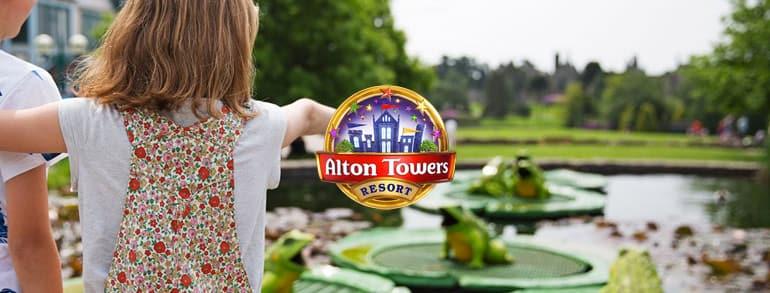 Alton Towers Resort Discount Codes 2021