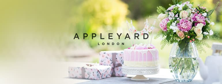 Appleyard Flowers Voucher Codes 2018