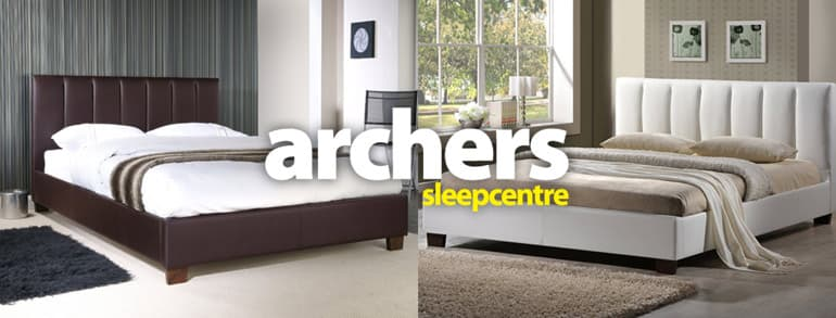 Archers Sleepcentre Voucher Codes 2018