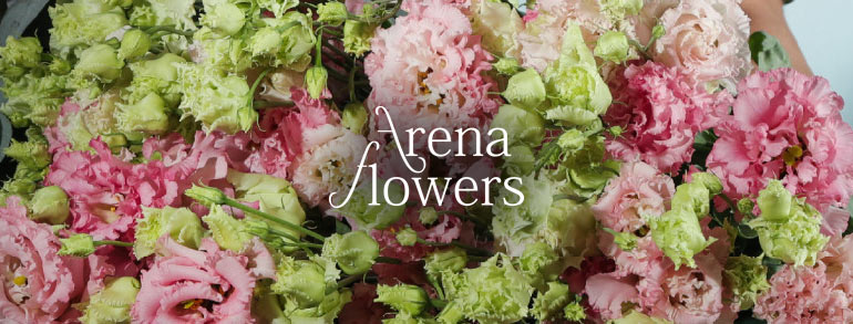 Arena Flowers Discount Codes 2021
