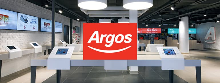Argos Voucher Codes 2018
