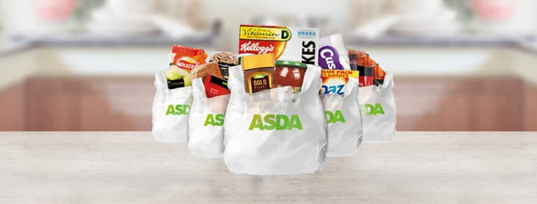 ASDA groceries E Voucher Codes 2019
