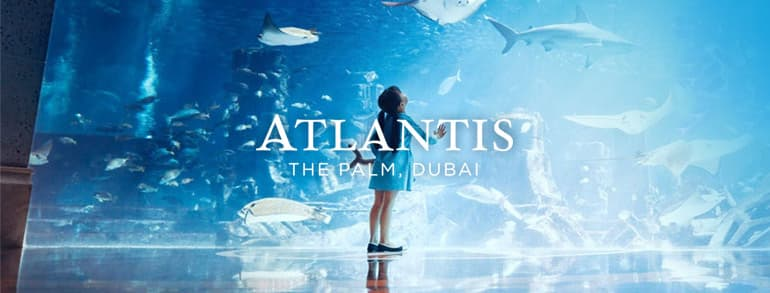 Atlantis The Palm Promotional Codes