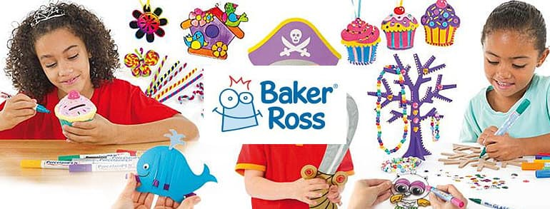 Baker Ross Promotional Codes 2018