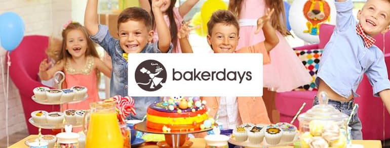 Bakerdays Voucher Codes 2019