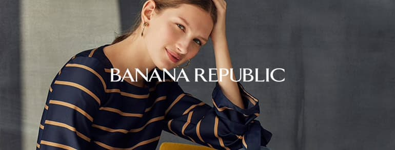 Banana Republic Voucher Codes 2019