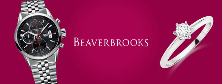 Beaverbrooks Promotional Codes 2019