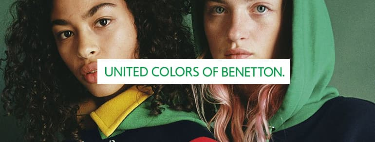 Benetton Discount Codes 2020